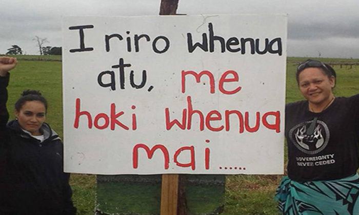Auckland Council unwelcome on Ihumaatao title