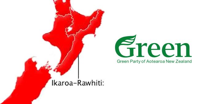 Greens to contest Ikaroa Rawhiti