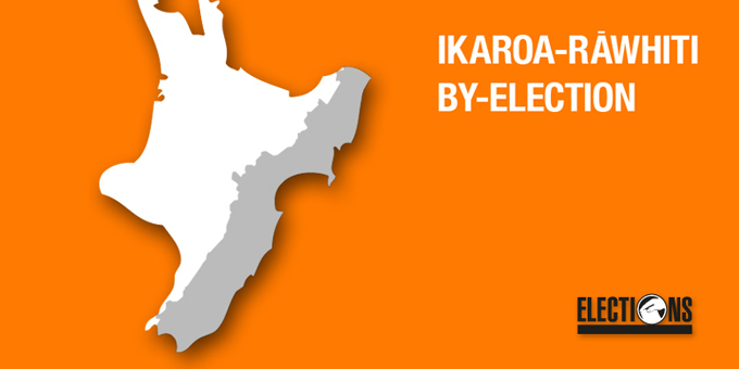 Independents in for Ikaroa-Rāwhiti by-election