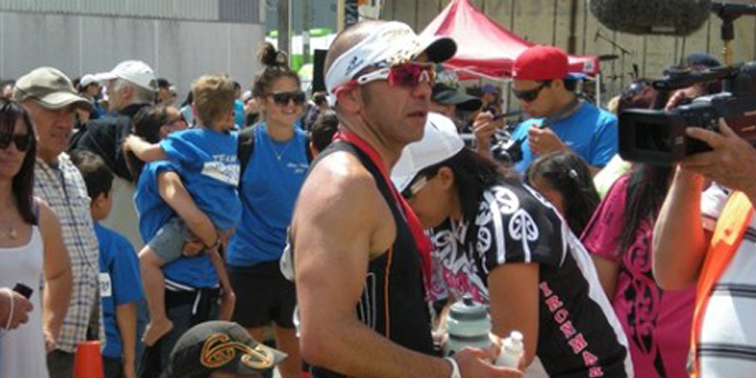 IronMāori inspiring lifestyle change