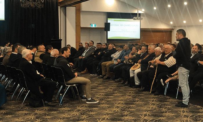Iwi chairs skip Waitangi party