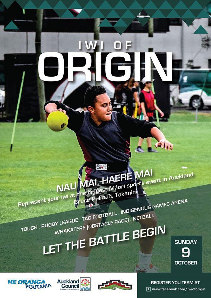 Takoha Ropati Organiser of Iwi of Origin on Te Wahanga Parakuihi with Dale Husband