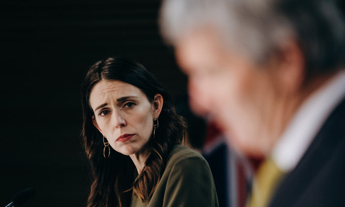 The one thing that loses Jacinda the election in September