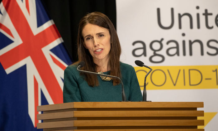 """I expect better, and so does New Zealand,"""" Jacinda Ardern said."""