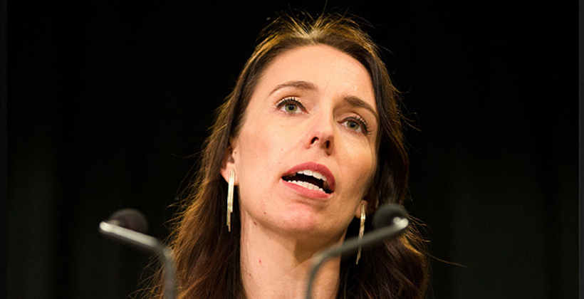 Prime Minister Jacinda Ardern talks to Dale Husband; Visiting Ihumaatao not ruled out