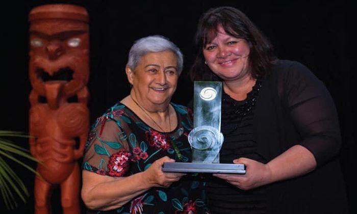 Koha Kai Honoured at Maori Women's Business Awards