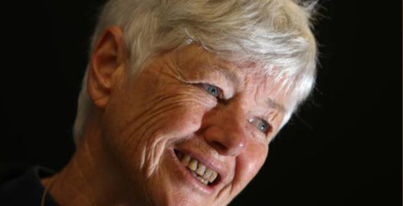 Greens' co-founder remembered
