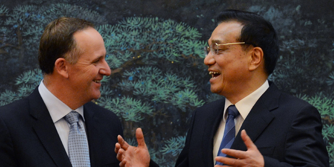 Greens cautious on delegations trip to China
