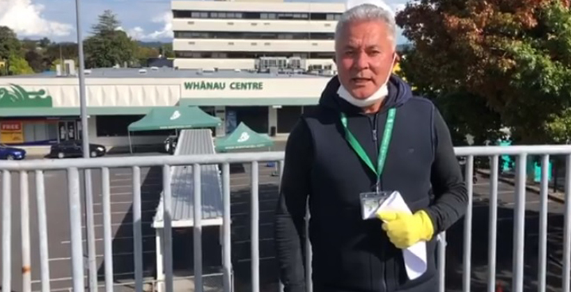 Tamihere calls for time out on election