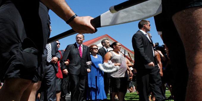 Waitangi invite fit for PM