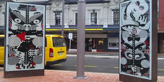 Witehira papers the town Maori