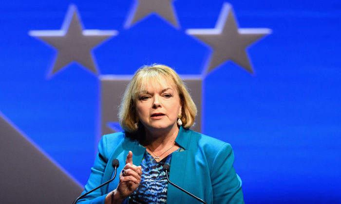 DWC: Judith Collins National Party