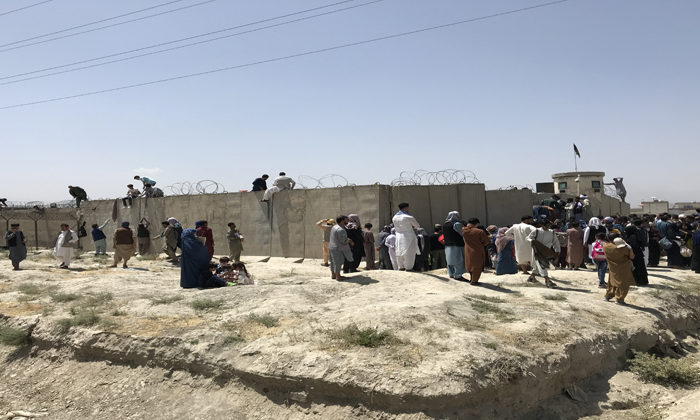 Kiwi guides need help as Kabul falls