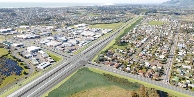 Kapiti appeal new road