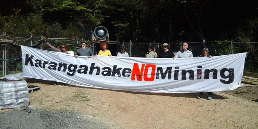 Ministers challenged to honour mining pledge