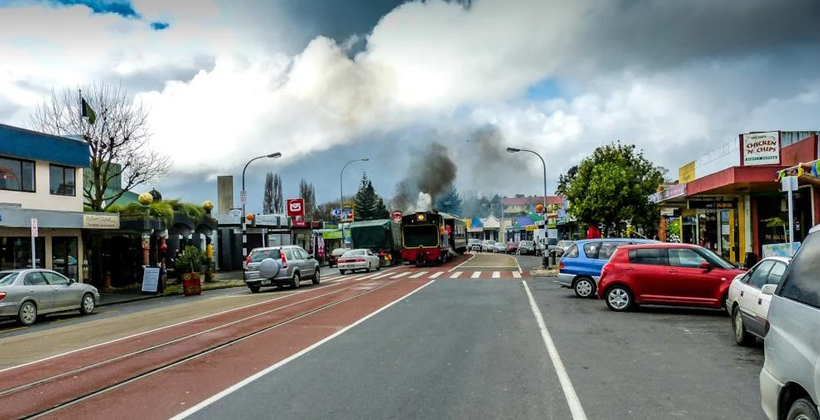 SH1 leads to pact with iwi