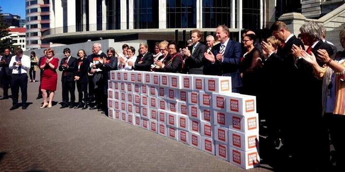 Asset sales referendum to be held
