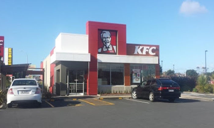 KFC Botany worker spices Covid search