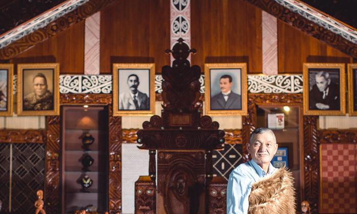 The Kiingi Tuheitia Portraiture Award to inspire a new generation of Maori artists