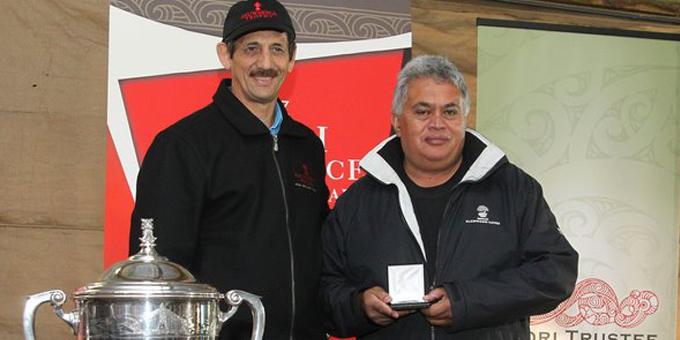 Miraka chair wins agribusiness award