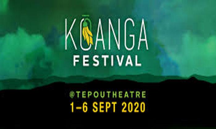 Māori drama talent on show at Kōanga Festival