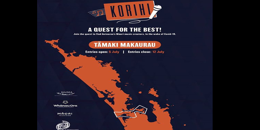 Korihi Song Competition