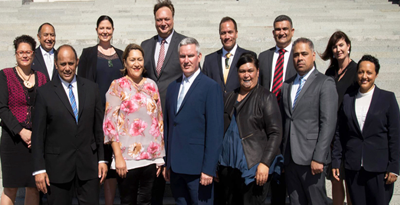 Labour Maori caucus boosted by seat wins