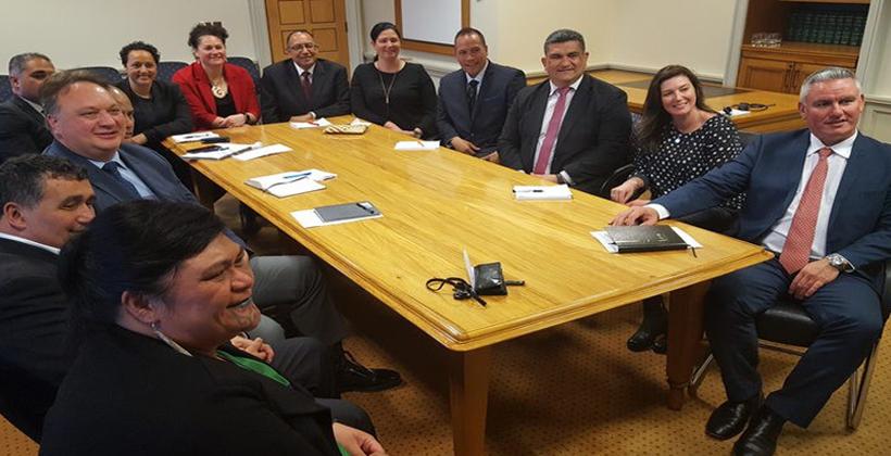Jackson takes Maori Development role in mega-Maori cabinet