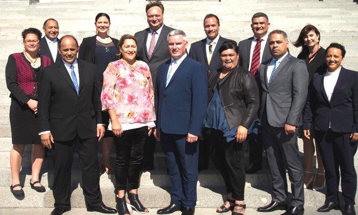 Maori caucus influence shows through