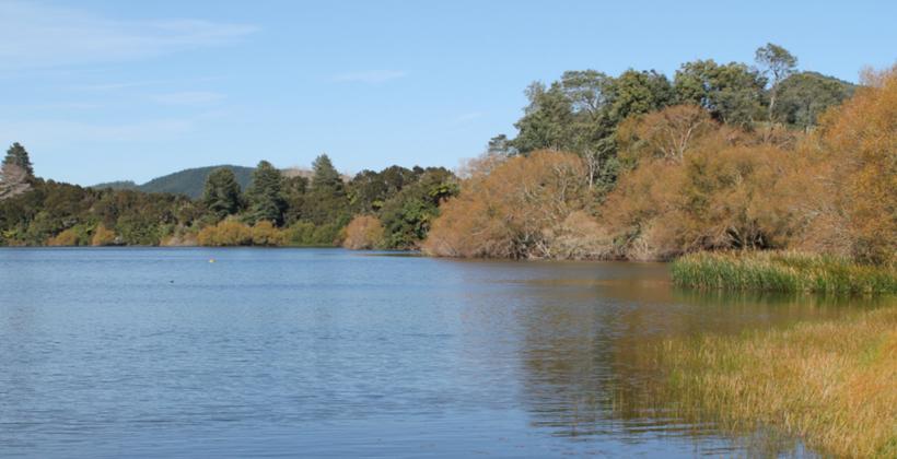 Okato lake bed returned to Te Arawa