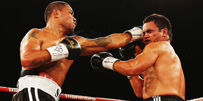 Epic day for Maori boxers