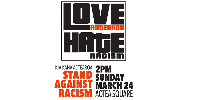 Love Aotearoa Hate Racism (LAHR) is anticipating an unprecedented turnout at our rally against Islamophobia and racism at Auckland's Aotea Square this Sunday