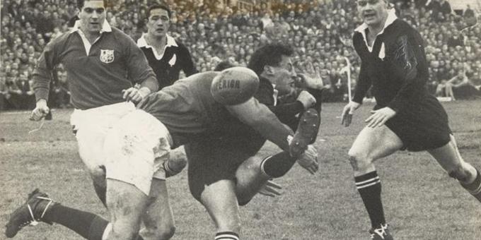 Rugby marvel Mac Herewini dies