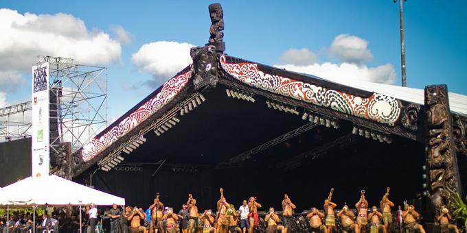 Technology meets tradition in massive Matatini mahau