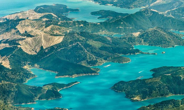 Marlborough puts land, sea and air in single plan