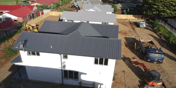 Church trust backs social housing development