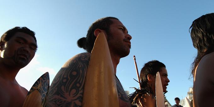 Hui reviews Maori development steps
