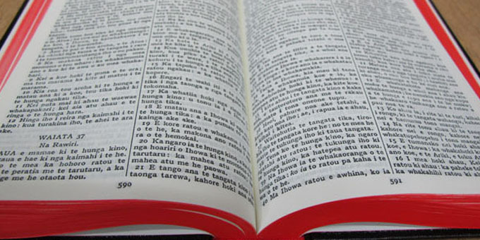 New format Bible launched