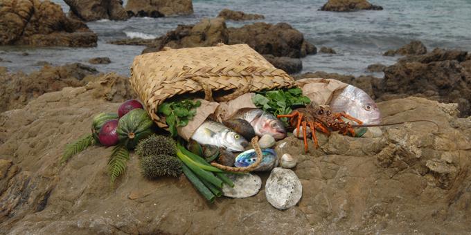Kaimoana off menu as storm batters north