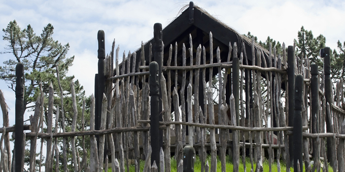 Village reconstruction opportunity to learn