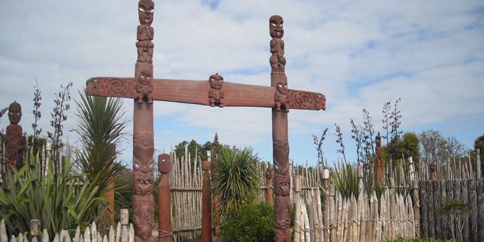 Ancient Otumoetai pa becomes reserve site