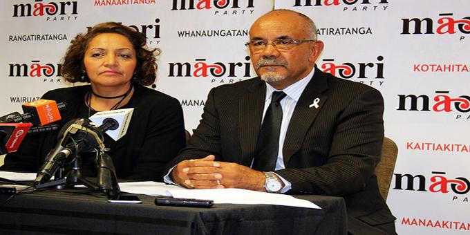 Maori Party slips back in poll
