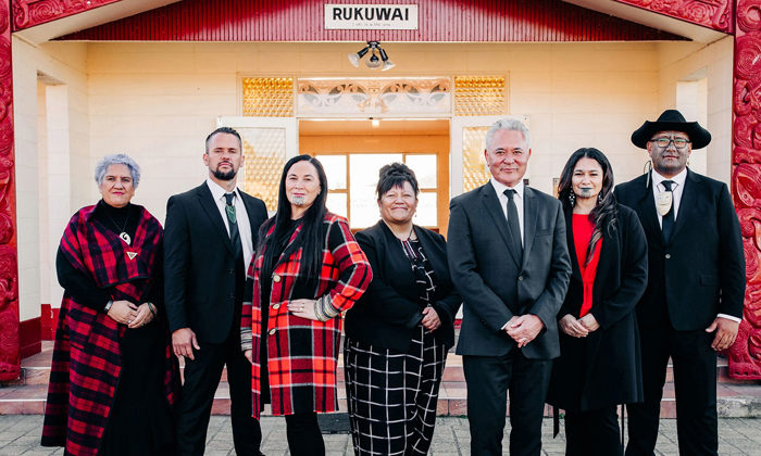 So what does a Maori Parliament look like?