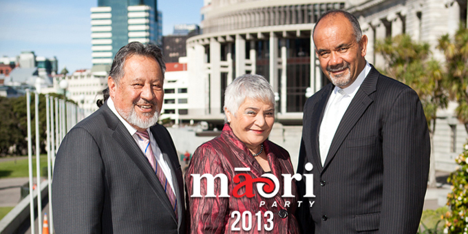 Māori Party is in big trouble
