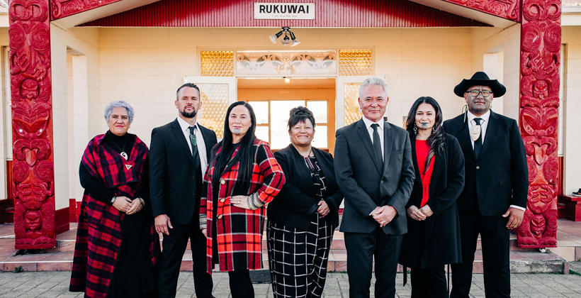 Huge Win for the Maori Party