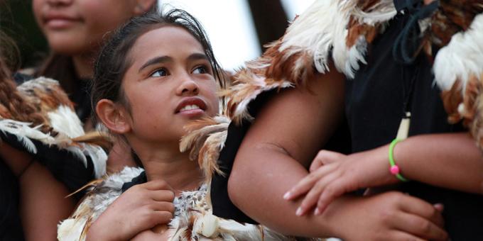 Maori population on the rise