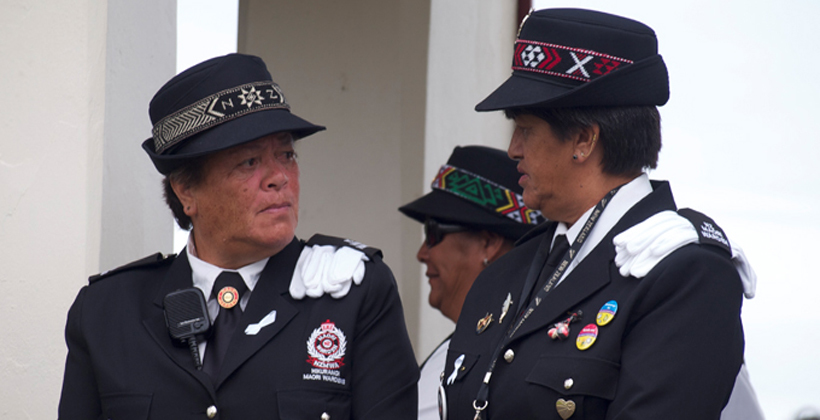 New warrants for Māori wardens