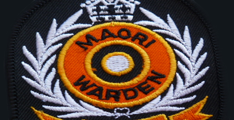 Maori wardens design structure for independence
