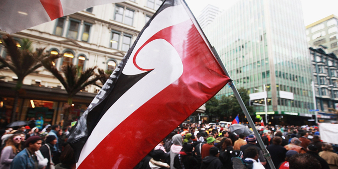 Labour drifting away from Maori rights again - Maori Party/MANA in with a chance for 2017
