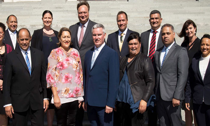 Maori performance rewarded in Labour list